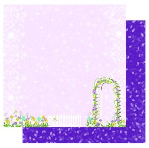 AW007 My Garden
