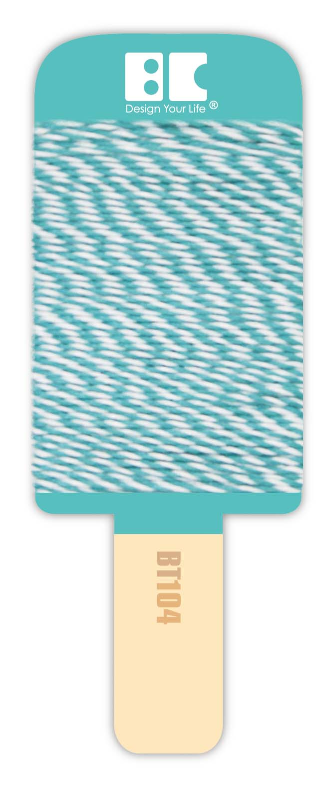 BT104 Light Sea Green