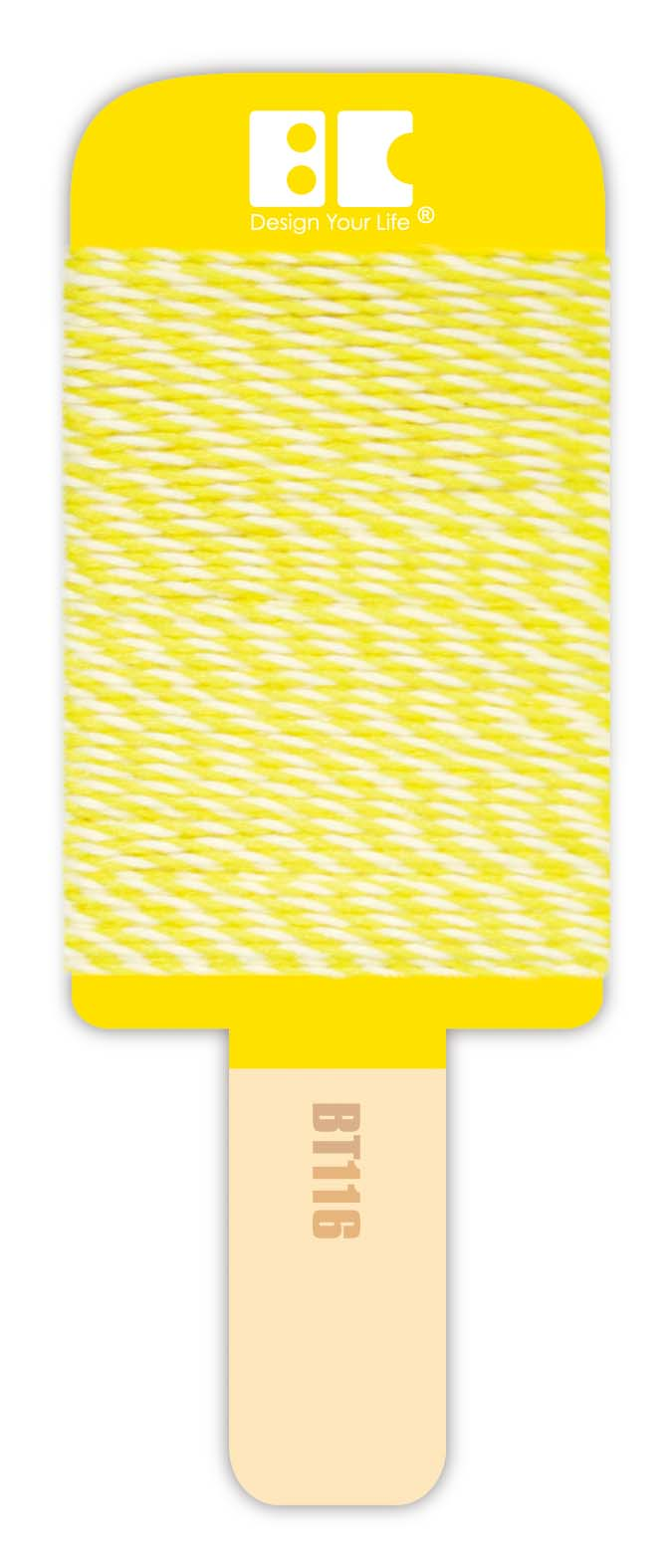 BT116 Bright Yellow