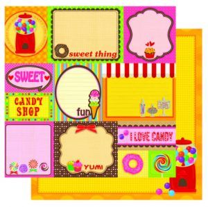 CS103 Candy Shop Tags