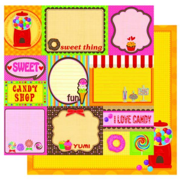 CS103 Candy Shop Tags