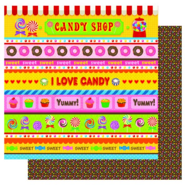 CS105 Candy Shop Stripes