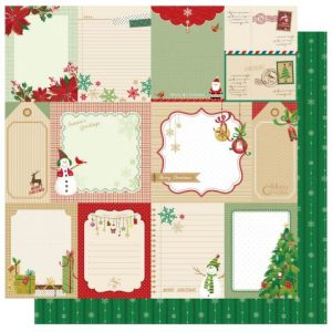 CW003 Christmas Journal
