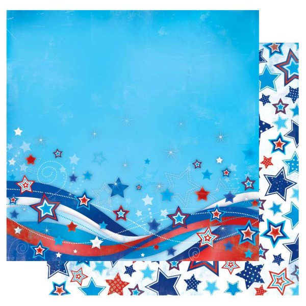 IA008 Stars & Stripes